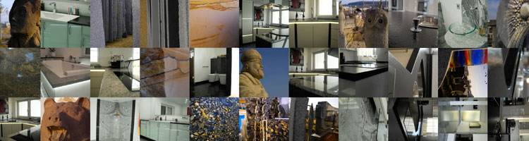 Naturstein - Grabstein, Skulptur, Bad, Küche, Boden